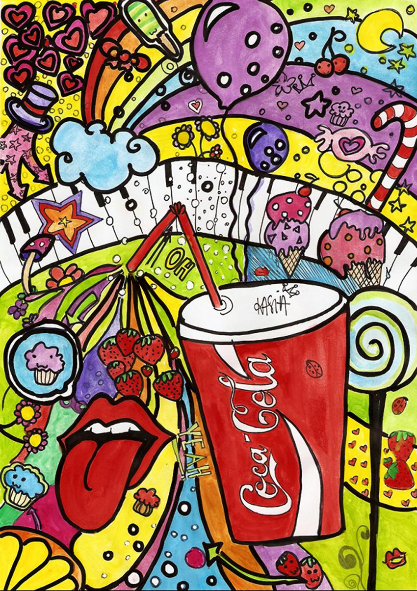 Pop Art Sanatı | fulyacetinsoz